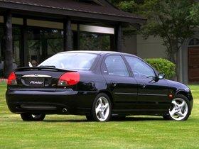 Ver foto 4 de Ford Mondeo Sedan Japón 1996