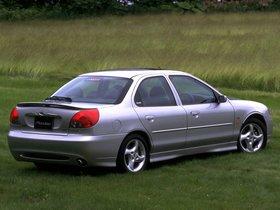 Ver foto 3 de Ford Mondeo Sedan Japón 1996