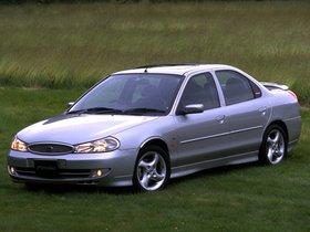 Ver foto 2 de Ford Mondeo Sedan Japón 1996