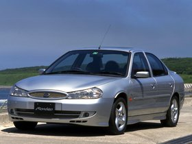 Fotos de Ford Mondeo Sedan Japón 1996
