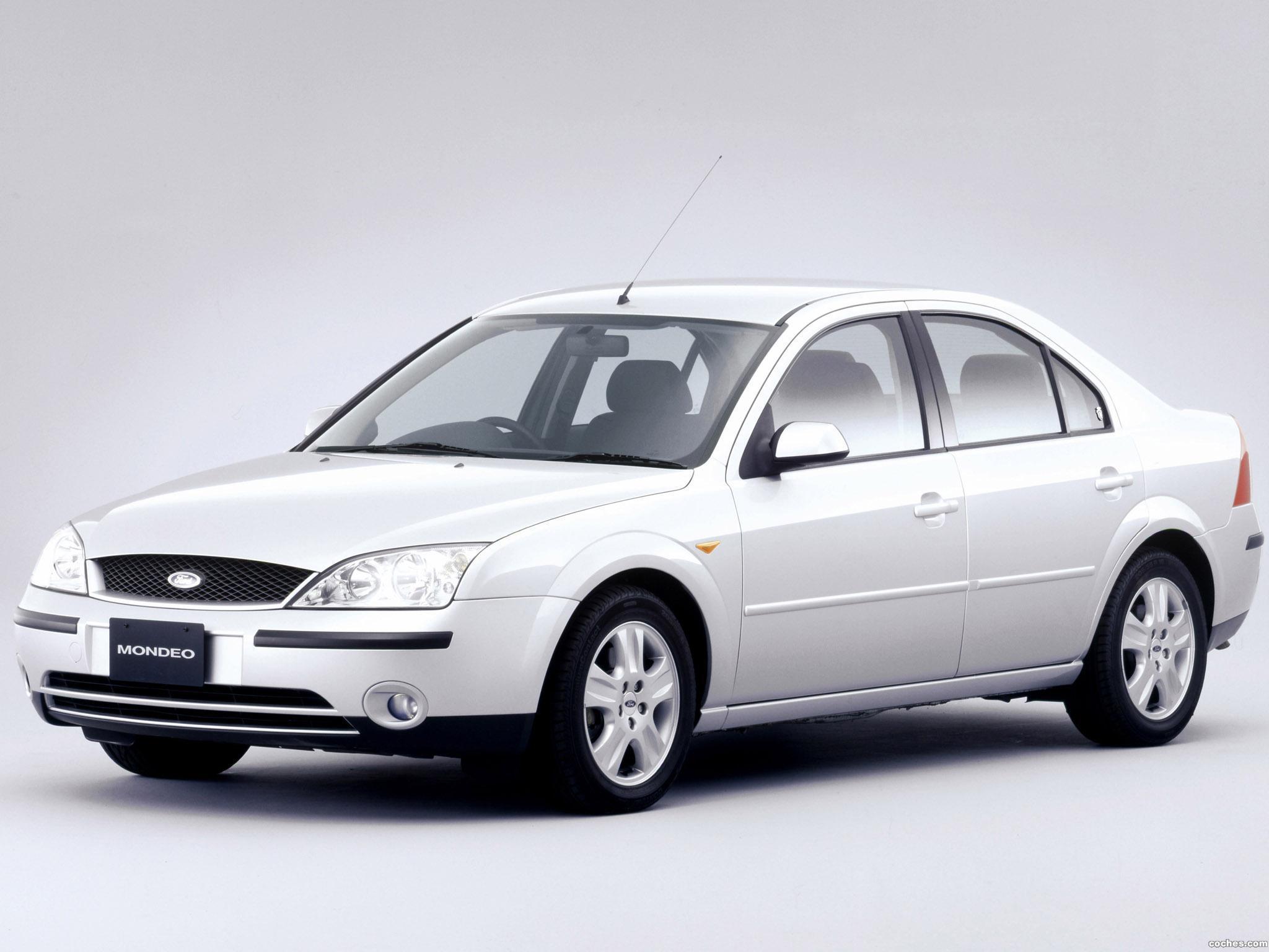 Foto 0 de Ford Mondeo Sedan Japón 2000
