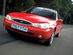 Ver foto 3 de Ford Mondeo Sedan UK 1996