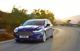 Ver foto 17 de Ford Mondeo Sportbreak 2014