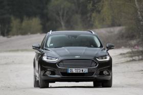 Ver foto 10 de Ford Mondeo Sportbreak 2014