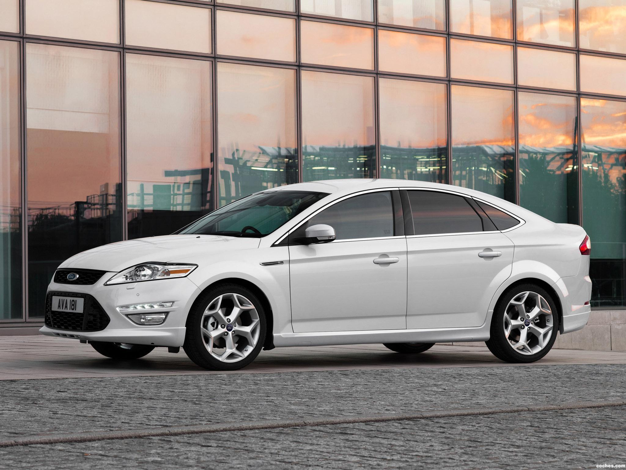 Foto 6 de Ford Mondeo 5 puertas Titanium-X 2010