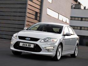 Ver foto 3 de Ford Mondeo 5 puertas Titanium-X 2010