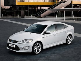 Ver foto 1 de Ford Mondeo 5 puertas Titanium-X 2010