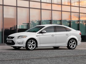 Ver foto 7 de Ford Mondeo 5 puertas Titanium-X 2010