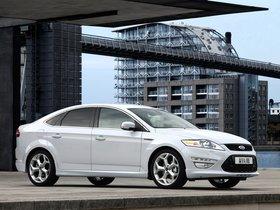 Ver foto 5 de Ford Mondeo 5 puertas Titanium-X 2010