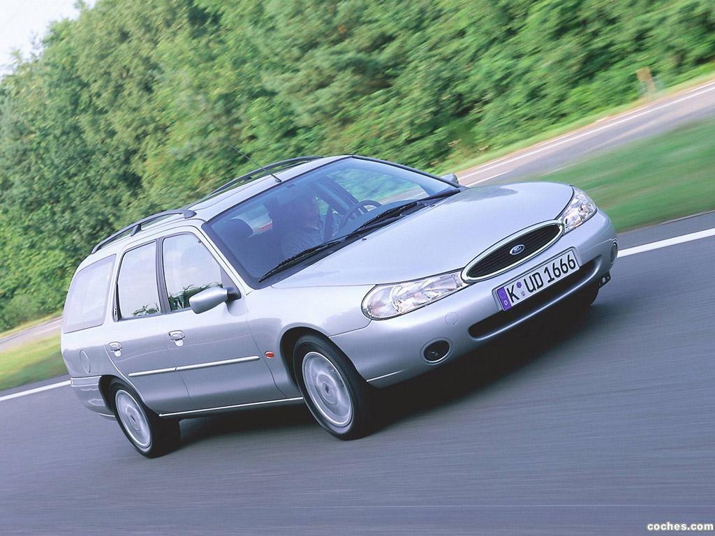 Foto 0 de Ford Mondeo Sportbreak 1996