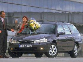 Ver foto 3 de Ford Mondeo Sportbreak 1996