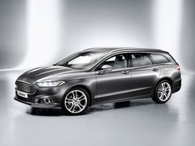 Fotos de Ford Mondeo Sportbreak 2012