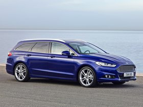 Fotos de Ford Mondeo Turnier 2014