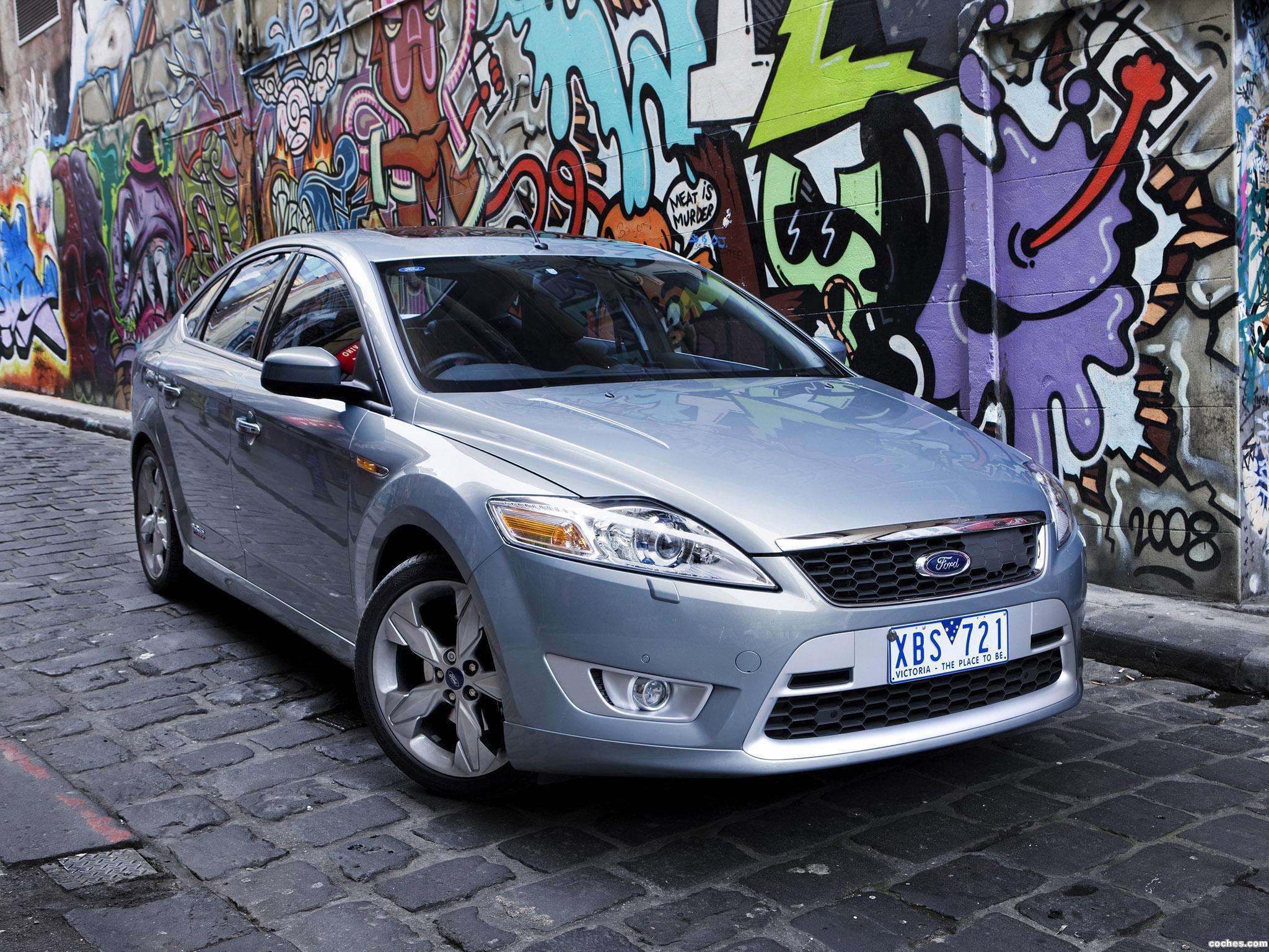 Foto 0 de Ford Mondeo XR5 Australia 2007