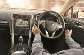 Ver foto 2 de Ford Mondeo Sportbreak 2014