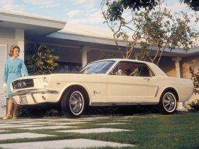 Ver foto 12 de Ford Mustang 1964