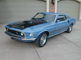 Fotos de Ford Mustang 1969