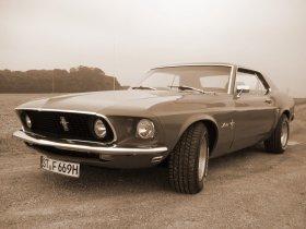 Ver foto 9 de Ford Mustang 1969