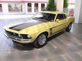 Ver foto 7 de Ford Mustang 1969
