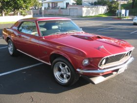 Ver foto 6 de Ford Mustang 1969