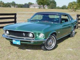 Ver foto 4 de Ford Mustang 1969