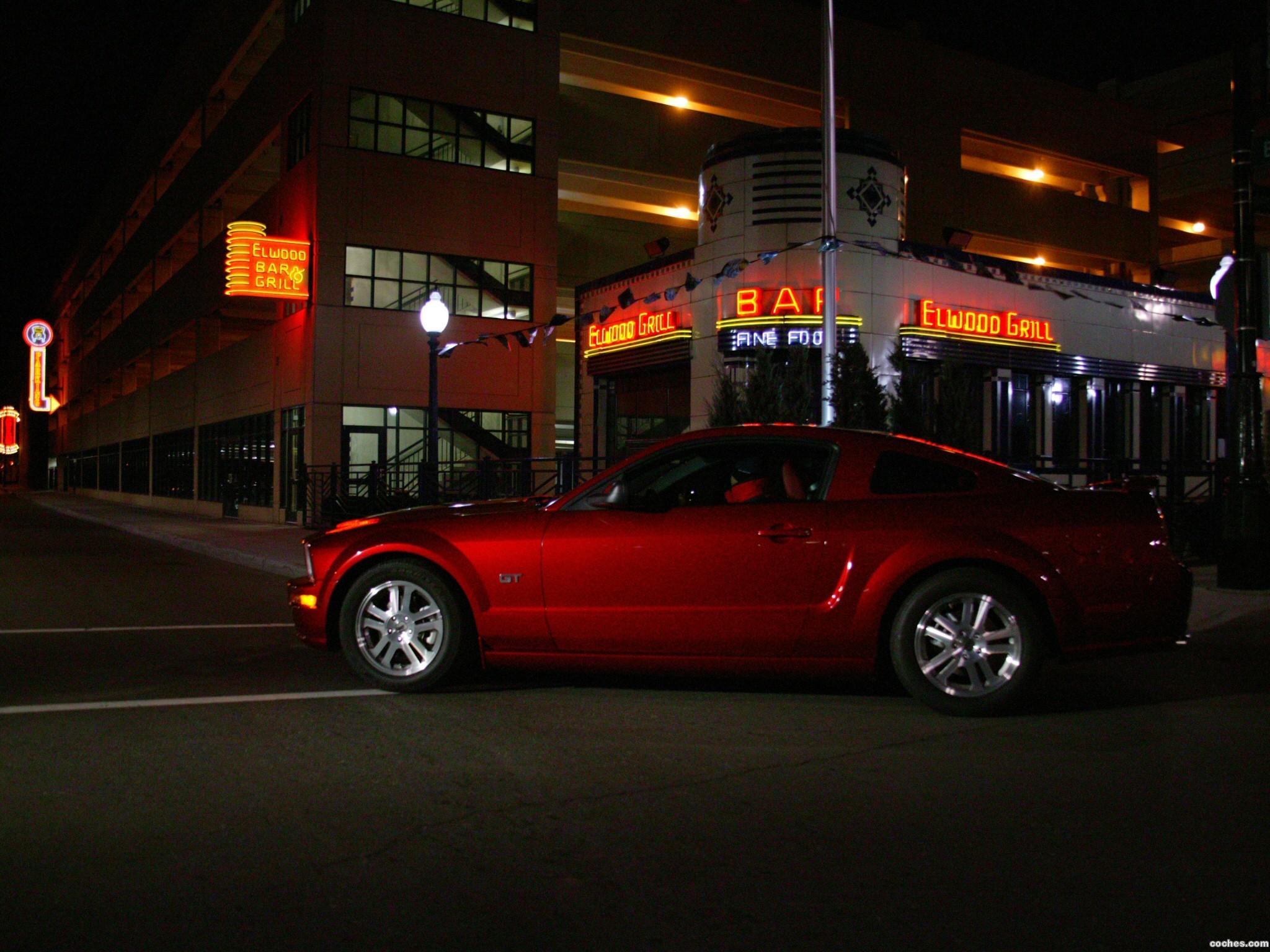 Foto 31 de Ford Mustang 2005