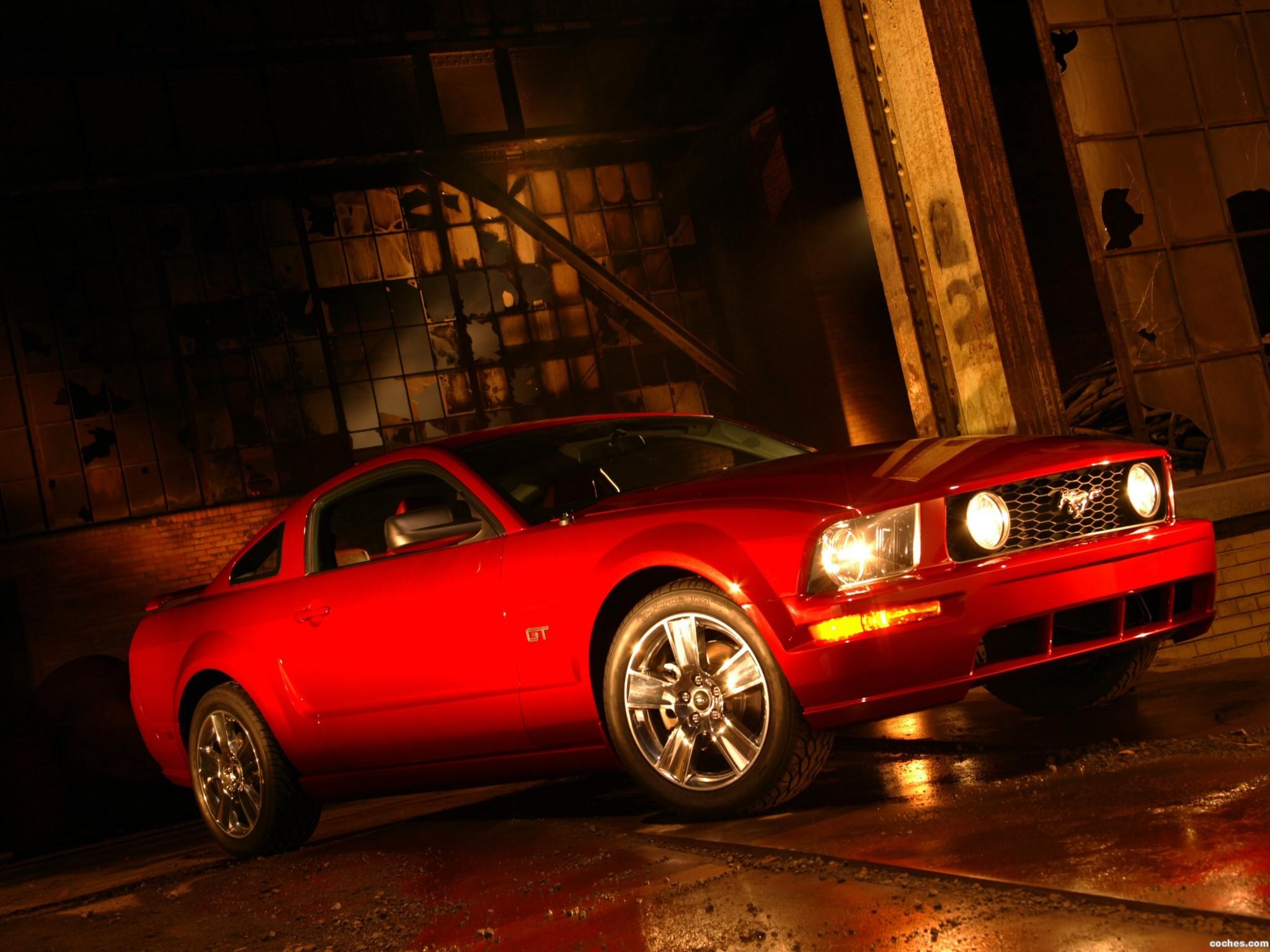 Foto 30 de Ford Mustang 2005