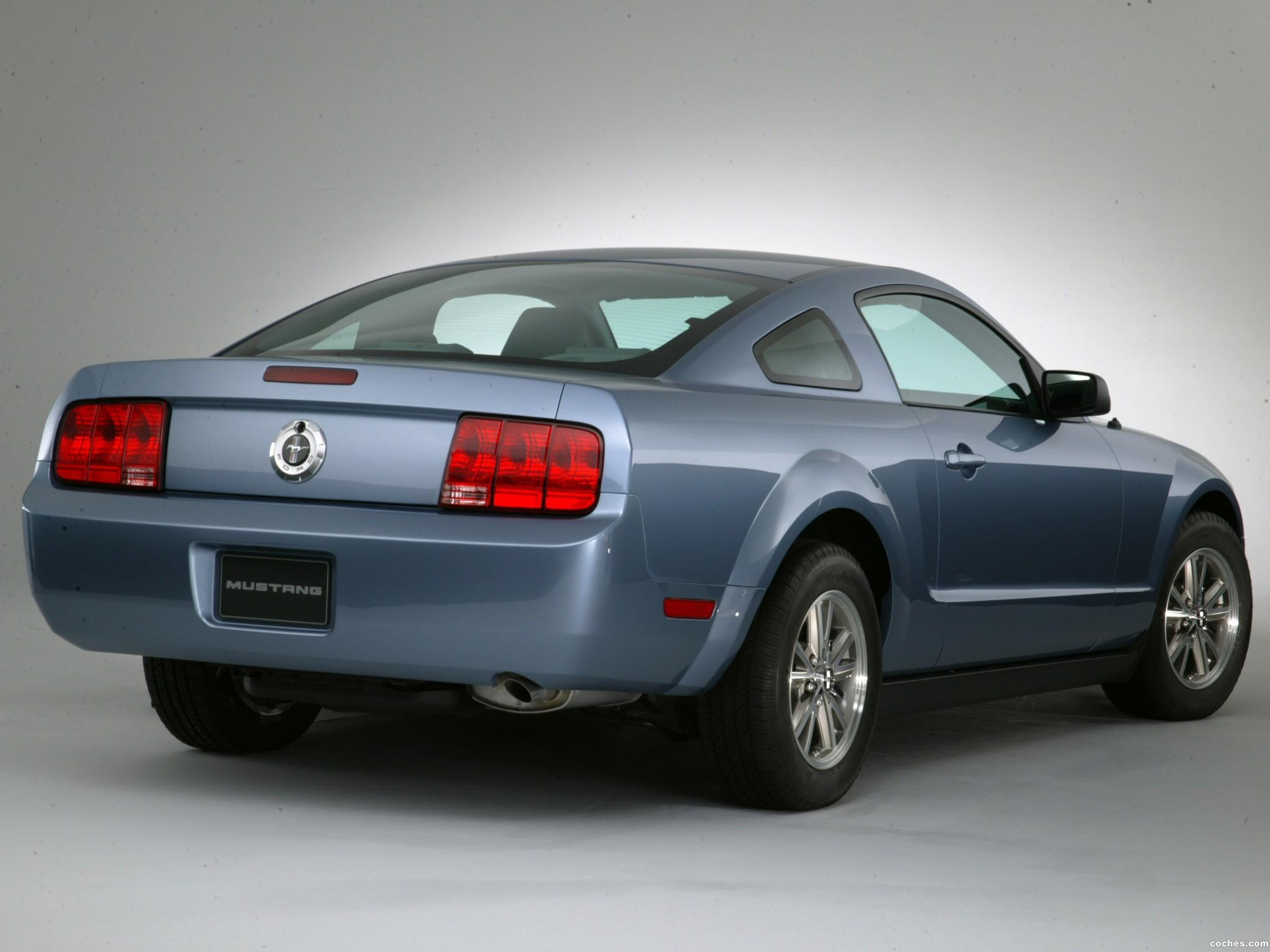 Foto 28 de Ford Mustang 2005