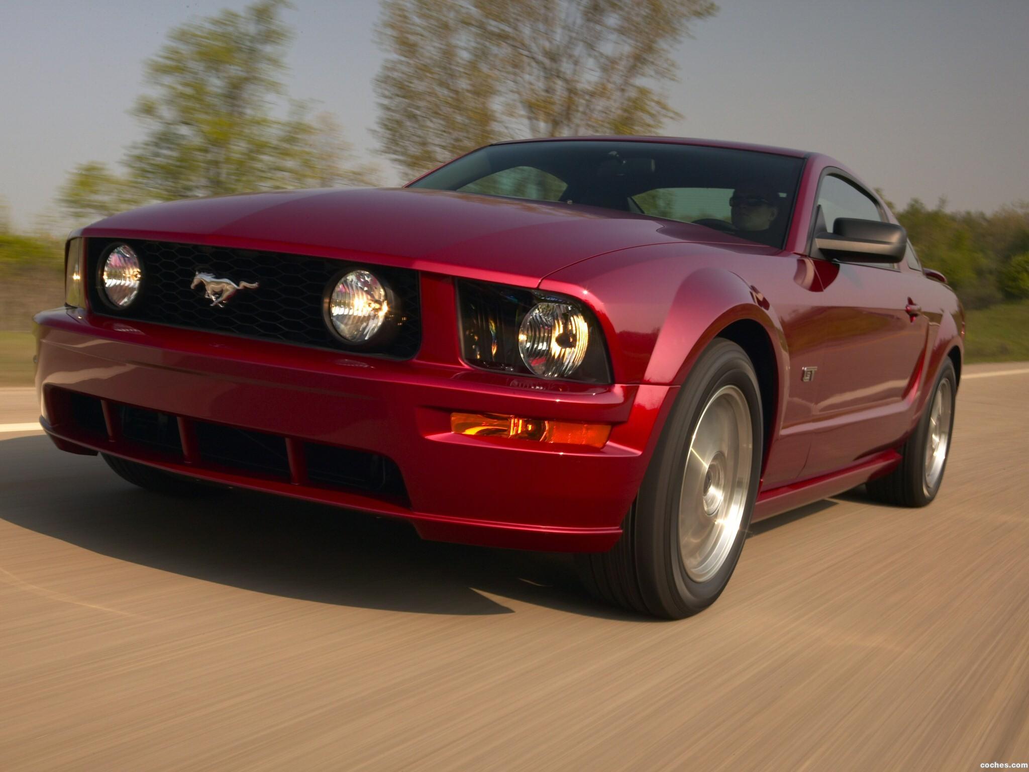 Foto 11 de Ford Mustang 2005