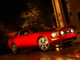 Ver foto 31 de Ford Mustang 2005