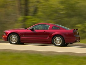 Ver foto 11 de Ford Mustang 2005