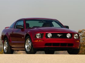 Ver foto 41 de Ford Mustang 2005