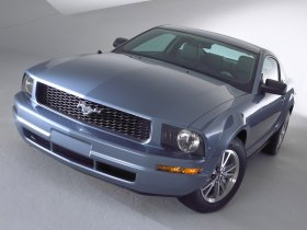 Ver foto 2 de Ford Mustang 2005