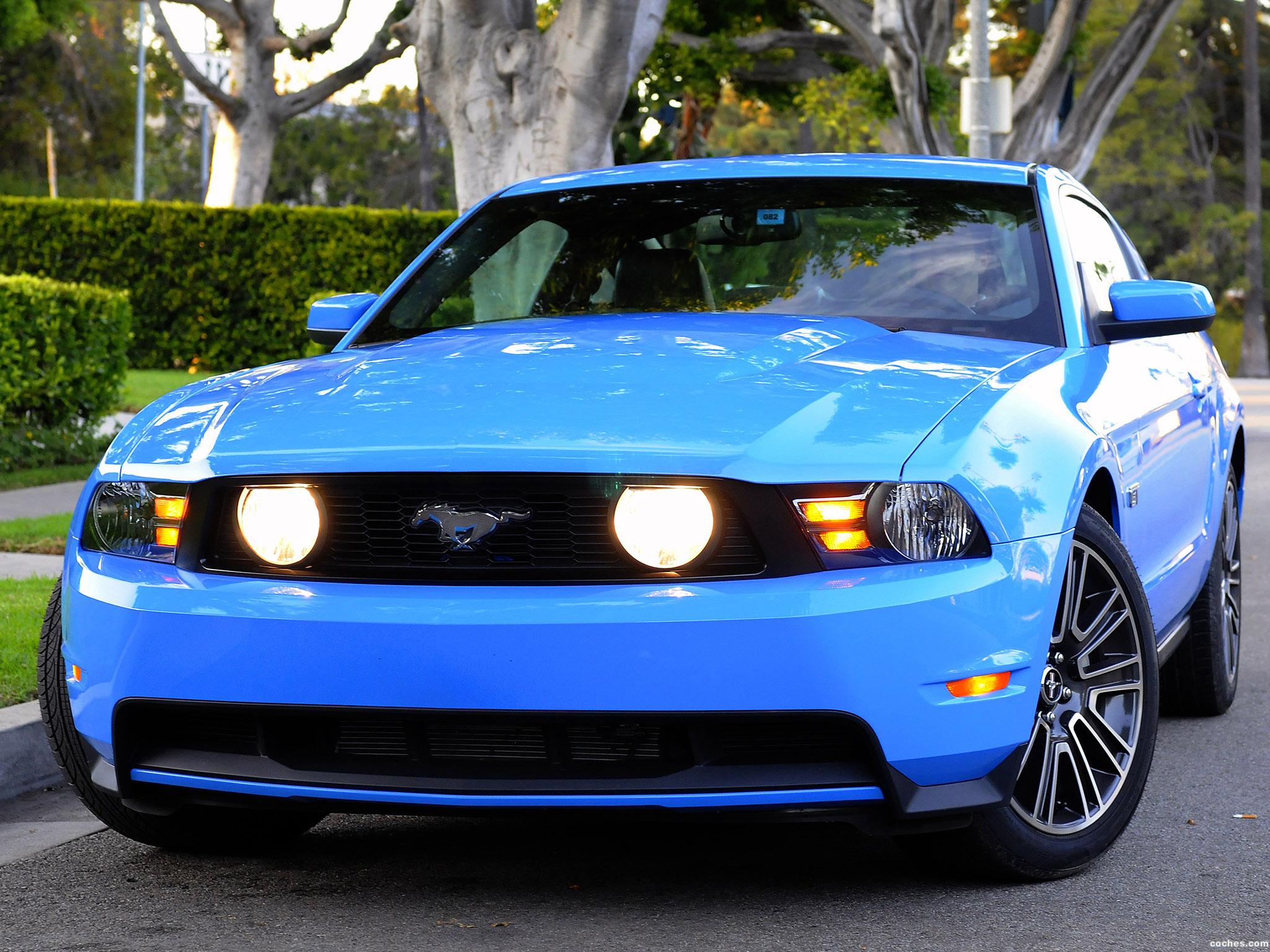 Foto 0 de Ford Mustang 2010