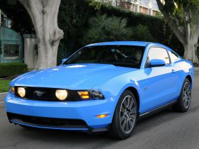 Ver foto 5 de Ford Mustang 2010