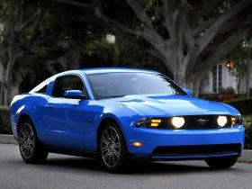 Ver foto 4 de Ford Mustang 2010