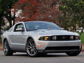 Fotos de Ford Mustang 5.0 GT 2010