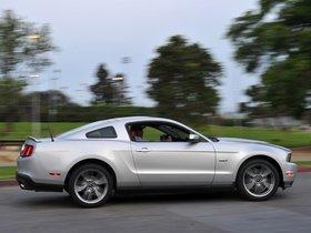 Ver foto 10 de Ford Mustang 5.0 GT 2010