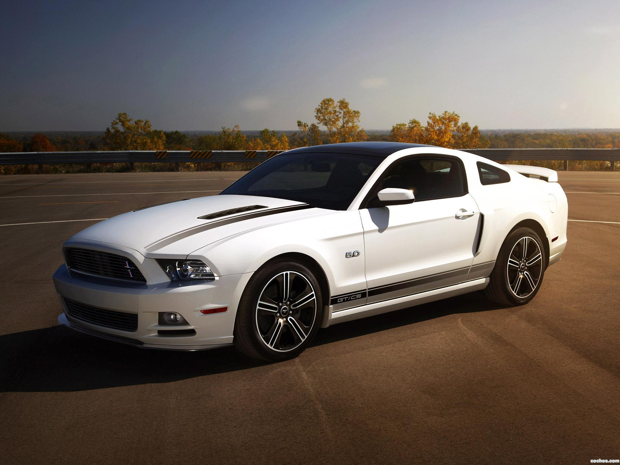 Foto 0 de Ford Mustang 5.0 GT California Special Package 2012
