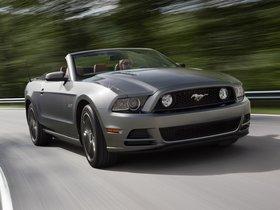 Fotos de Ford Mustang 5.0 GT Convertible  2012