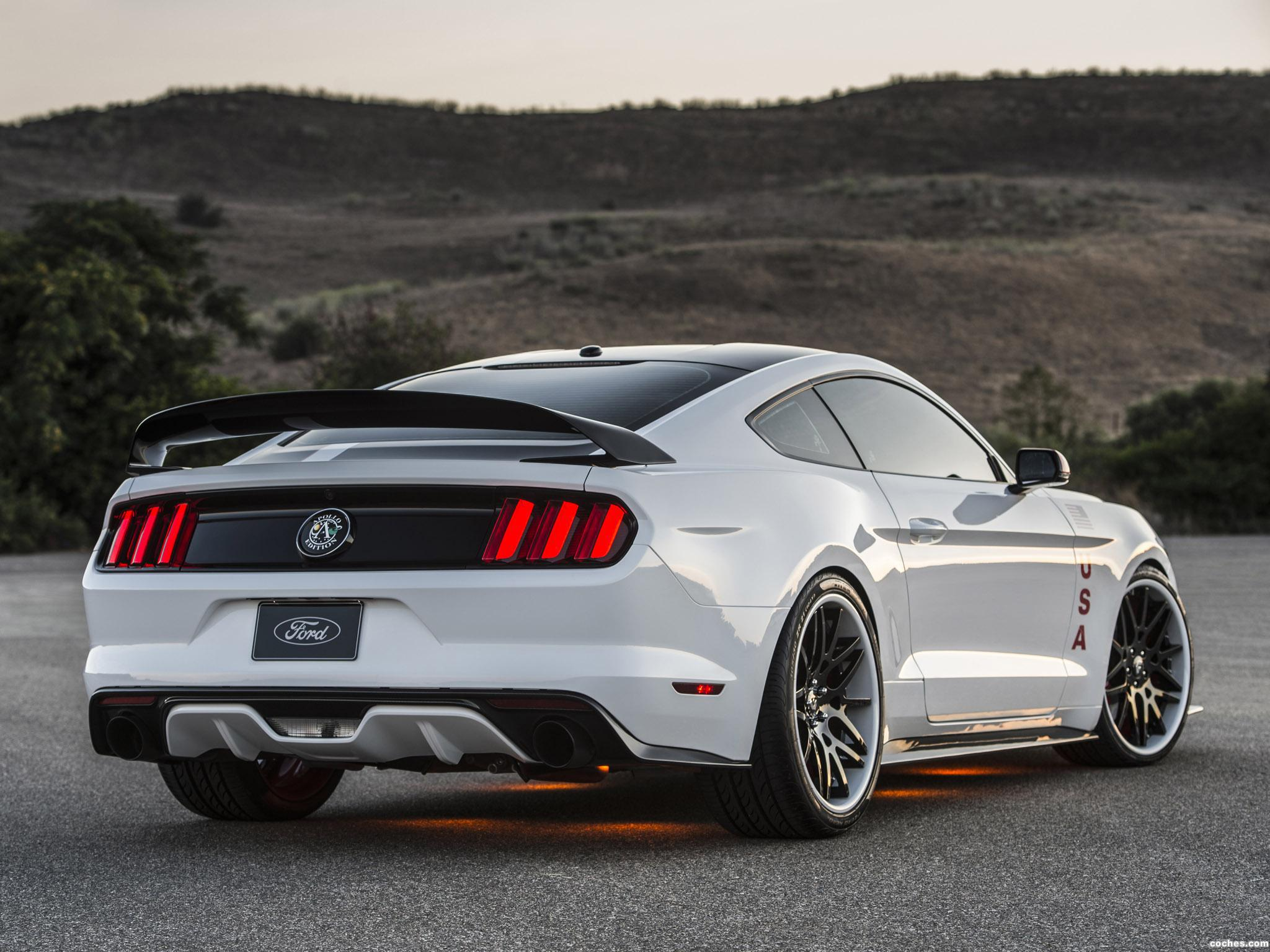 Foto 10 de Ford Mustang Apollo Edition  2015