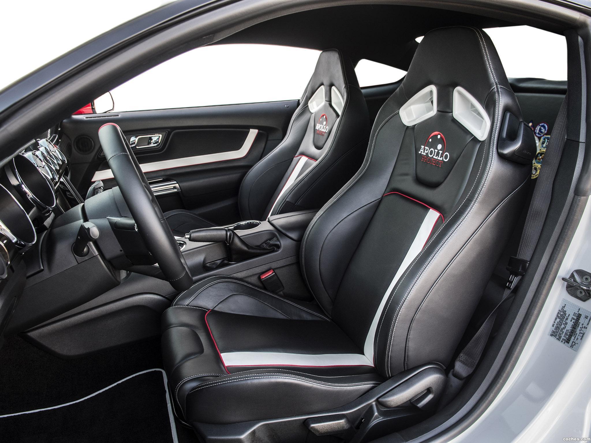 Foto 15 de Ford Mustang Apollo Edition  2015