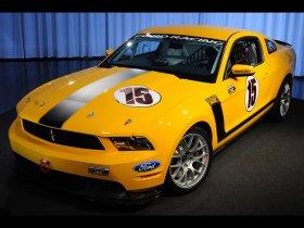 Ver foto 2 de Ford Mustang BOSS 302R 2010