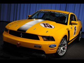 Fotos de Ford Mustang BOSS 302R 2010