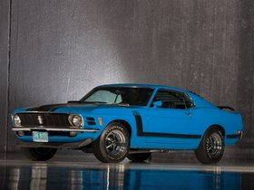 Fotos de Ford Mustang Boss 302 1970