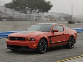 Ver foto 3 de Ford Mustang Boss 302 2010