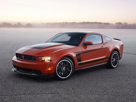 Fotos de Ford Mustang Boss 302 2010