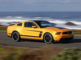 Ver foto 21 de Ford Mustang Boss 302 2010