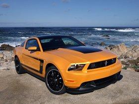 Ver foto 20 de Ford Mustang Boss 302 2010