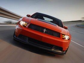 Ver foto 8 de Ford Mustang Boss 302 2010